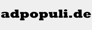 adpopuli.de – Adserver Service – Werbe- und Marketingauswertung